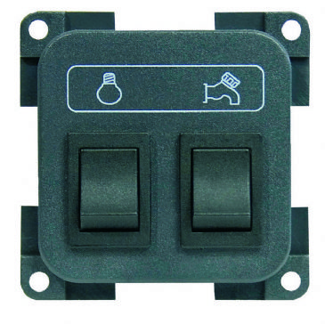 CBE Pump + Light Switch